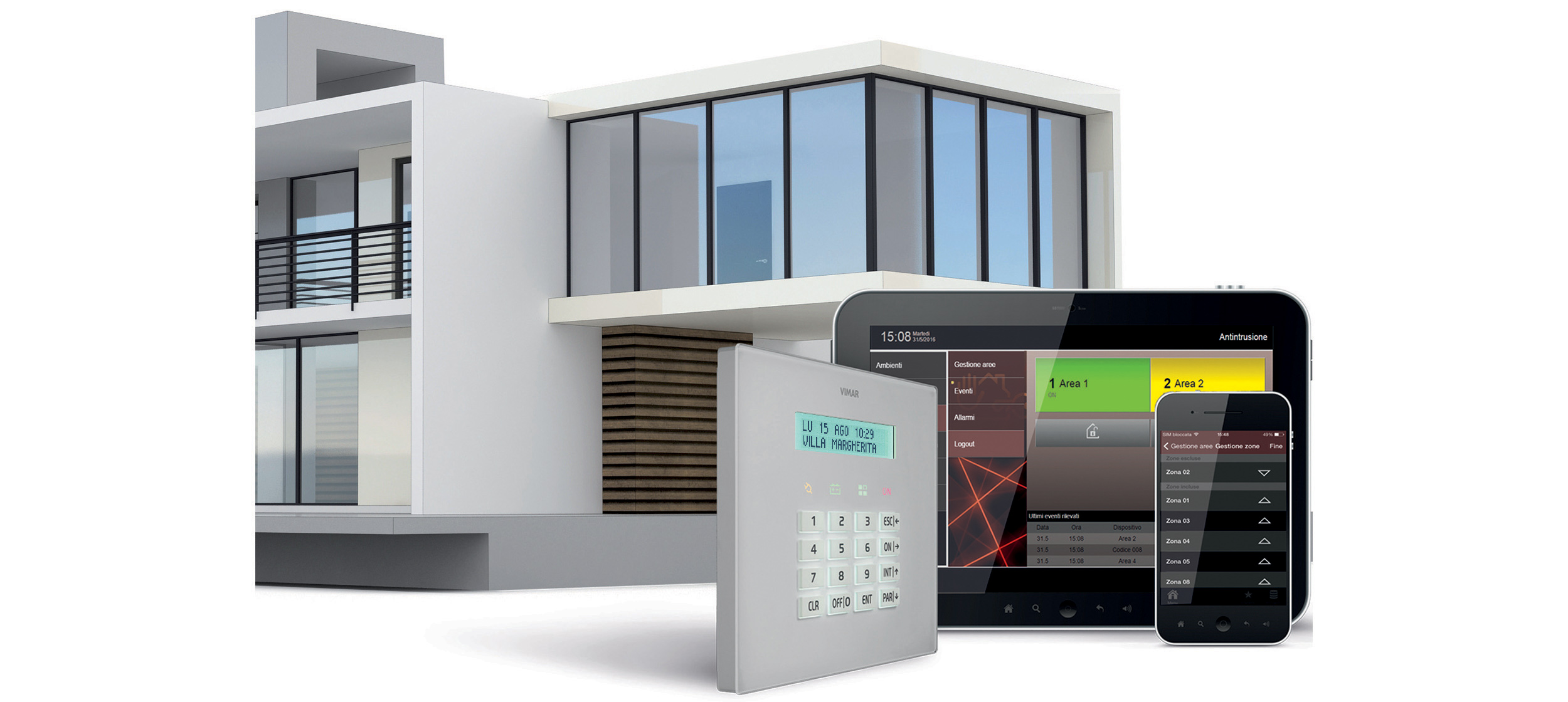 Costo installazione allarme casa - Allarme per casa prezzi ...