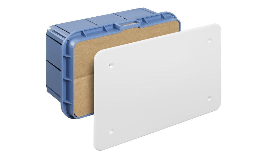 Isobox scatole da incasso vimar energia positiva - Scatole porta viti ...