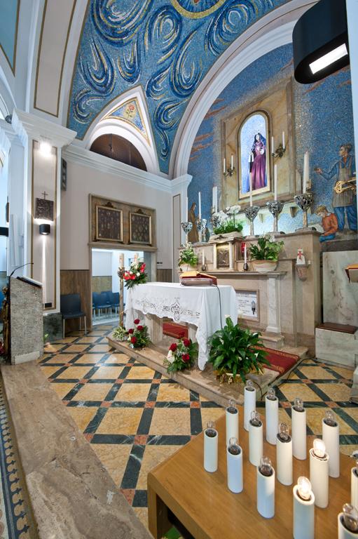 Chiesa porto sant 39 elpidio vimar energia positiva - Ristorante il giardino porto sant elpidio ...