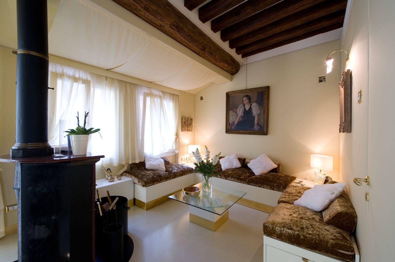 Residenza storica Venezia - Vimar energia positiva