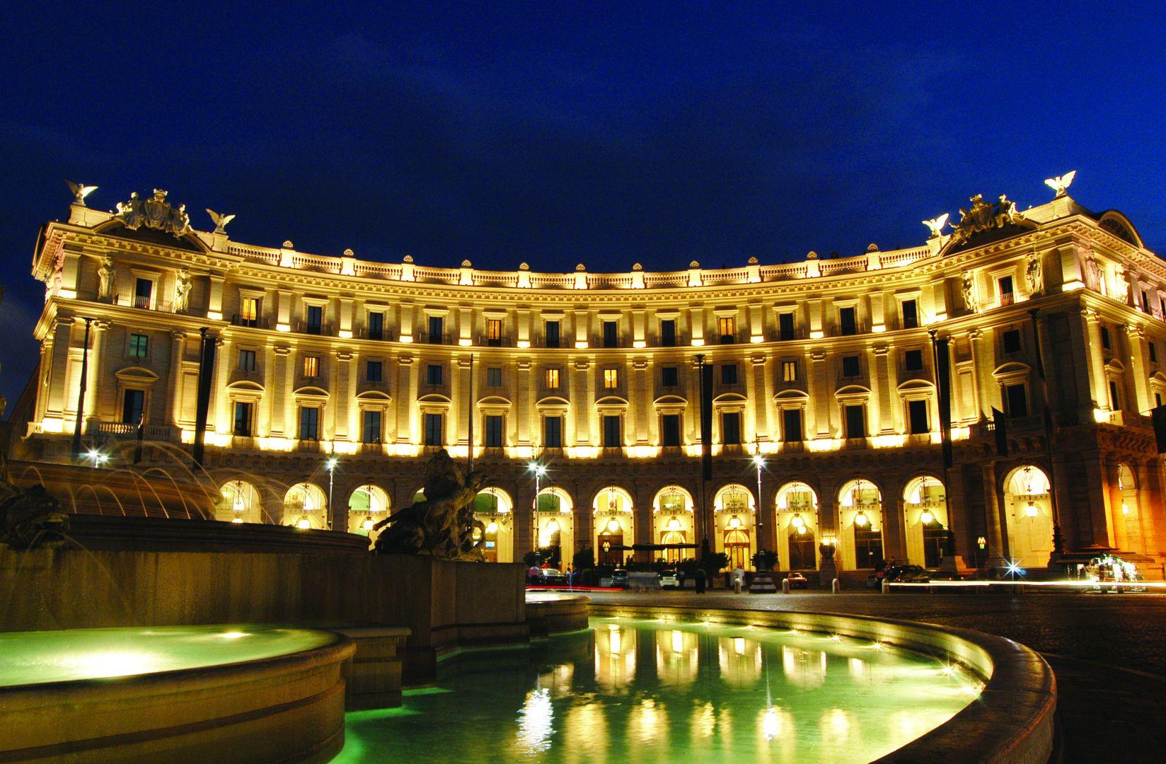 Hotel Exedra Rome