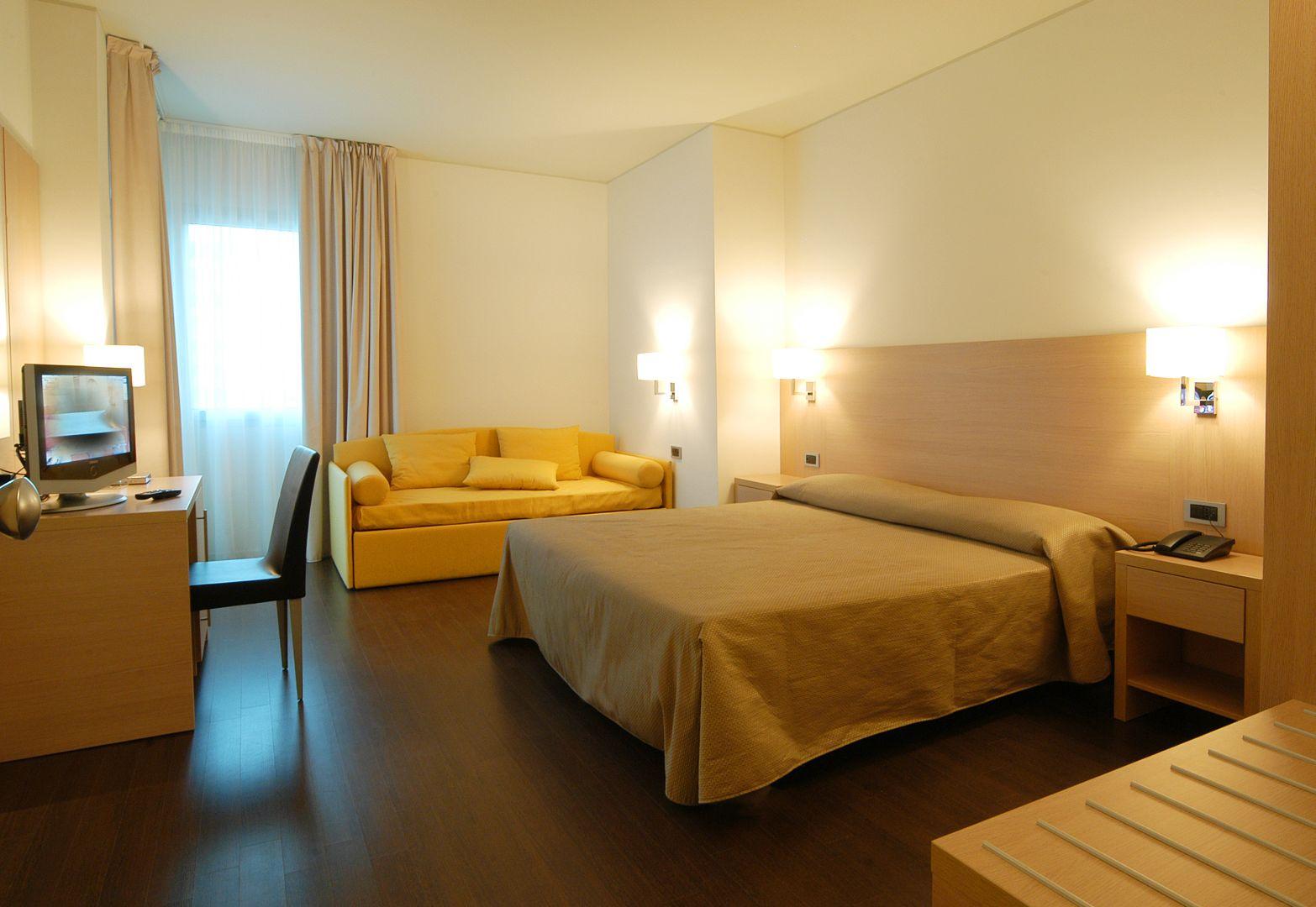 Hotel Flaminio Pesaro Spa