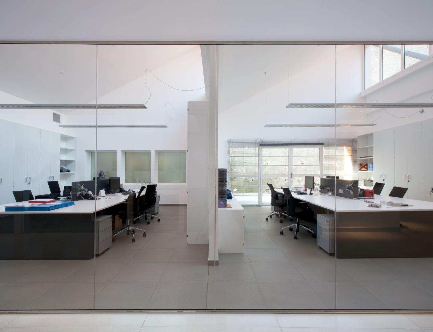 Uffici direzionali brembate di sopra vimar energia positiva - Immagini di uffici ...