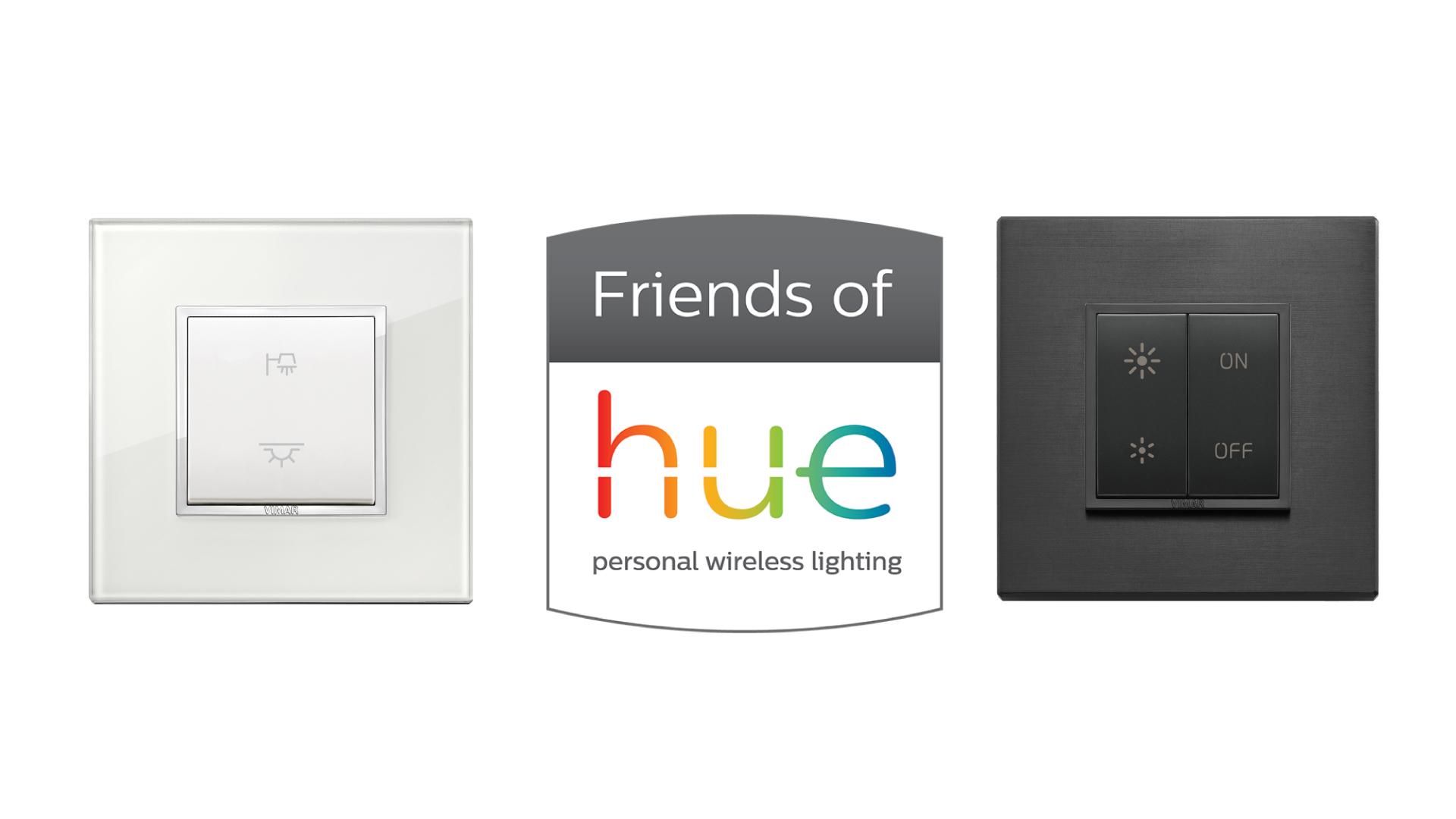 Vimar and Philips Lighting - Vimar energia positiva