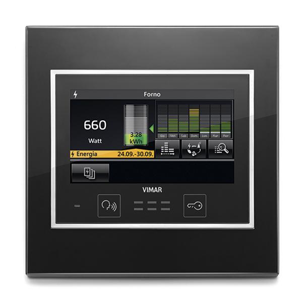 Nuovi dispositivi per la gestione e il controllo dell - Interruttori elettrici vimar ...