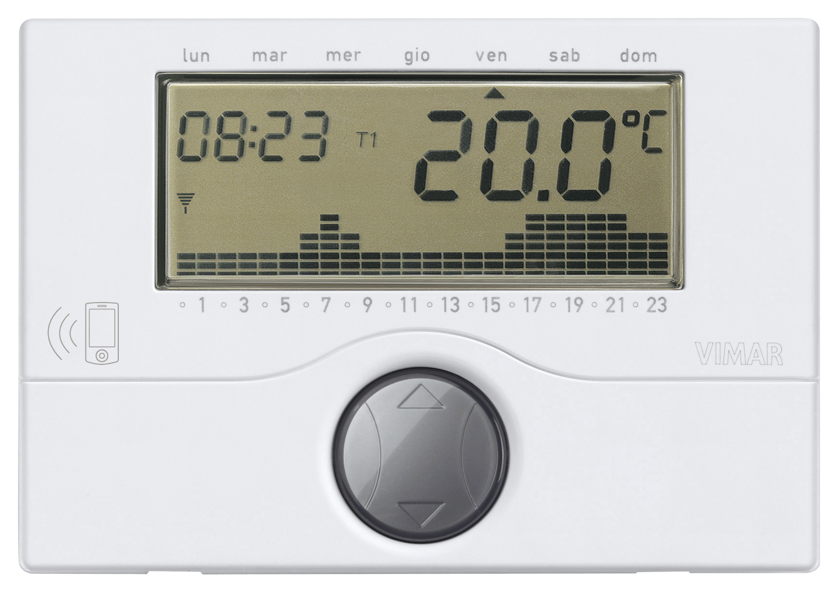 comfort clima avanzato cronotermostato gsm 120 230v