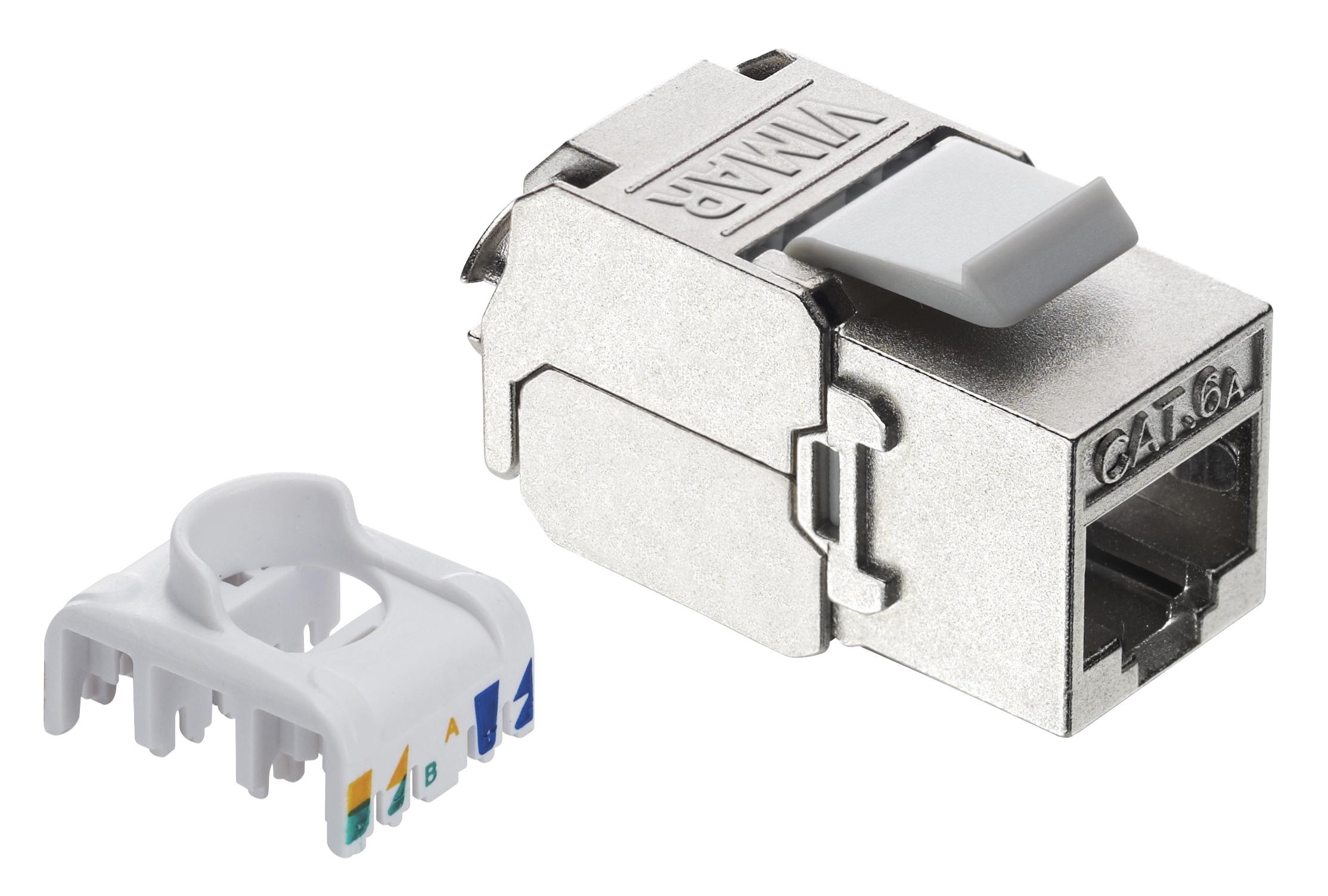 Product Catalogue - RJ/EDP socket outlets: RJ45 Cat6A ... on