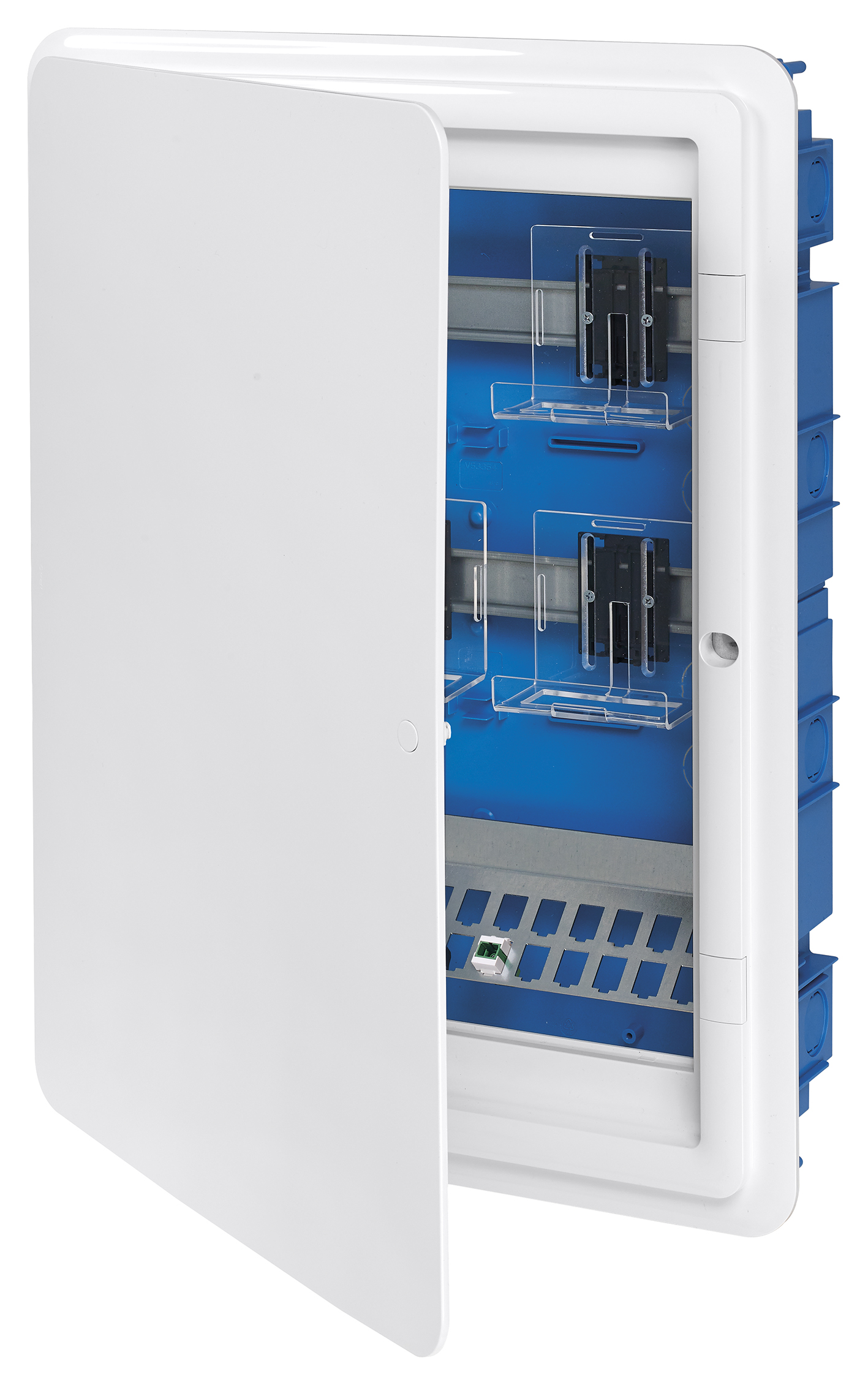 Catalogo prodotti quadri centralino 54m qdsa 03310 for Quadri per appartamento