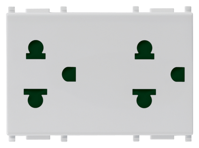 Product Catalogue - Other standards socket outlets: Two 2P+