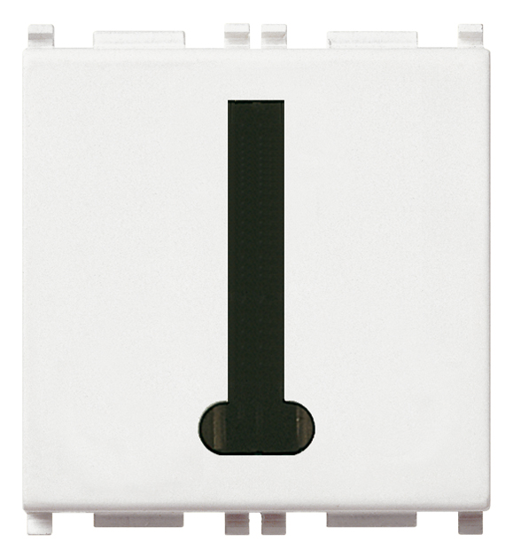 Phone socket outlets 8P French phone jack white 14327 Plana