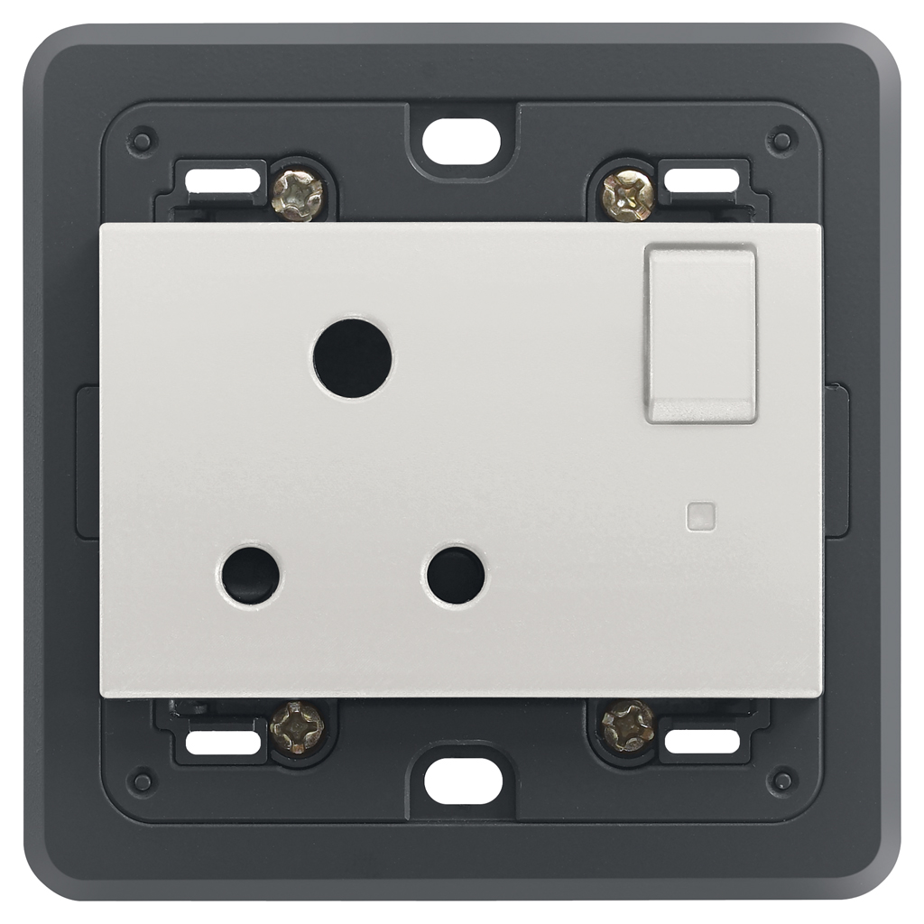 Controlled Socket Outlets Switched 2p E 5a English Outlet Next Wiring Lighting Sockets 3d