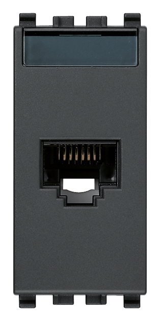 Schema Cablaggio Rj45 Cat 6 : Catalogo prodotti prese di segnale rj edp presa rj netsafe