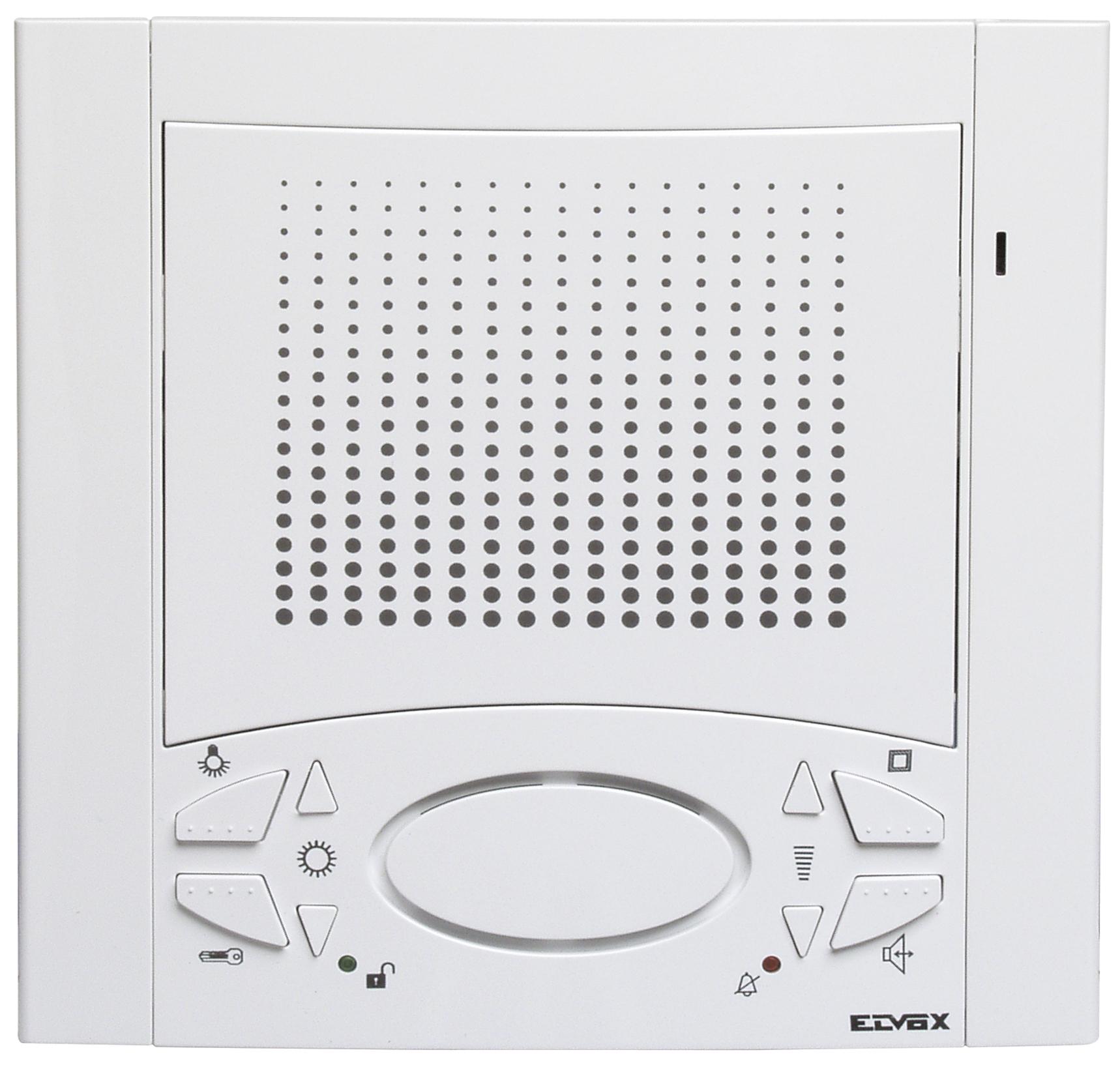 6600 Series Due Fili Wall Speakerph Interph White 6701 Au